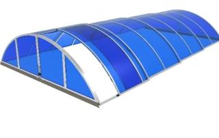 Best Pool Enclosure Screen Material - Polycarbonate