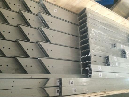 6063 aluminium for swimming pool enclosure