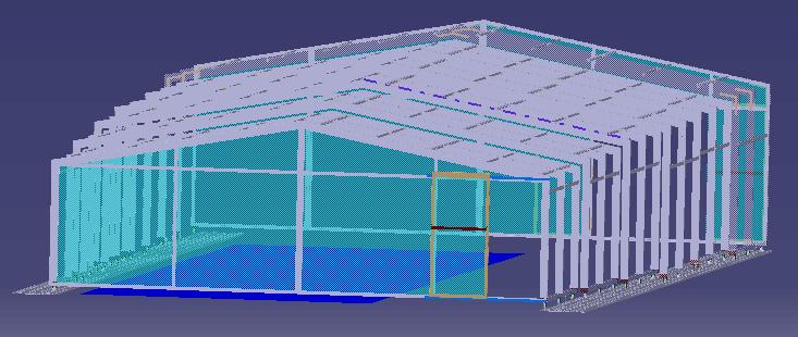 high profile swimming pool enclosure