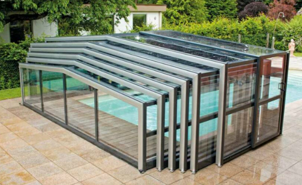 pool enclosure model G