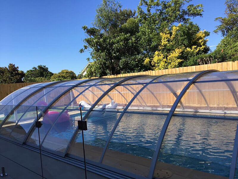 Swimming Pool Enclosure Manufacturer and Supplier With Low Cost