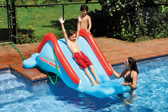 Swimming pool accessory for kids