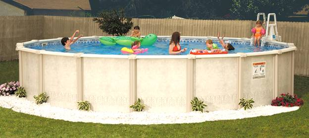 Above ground pool installation the complete guide - Above ground swimming pools installation ...