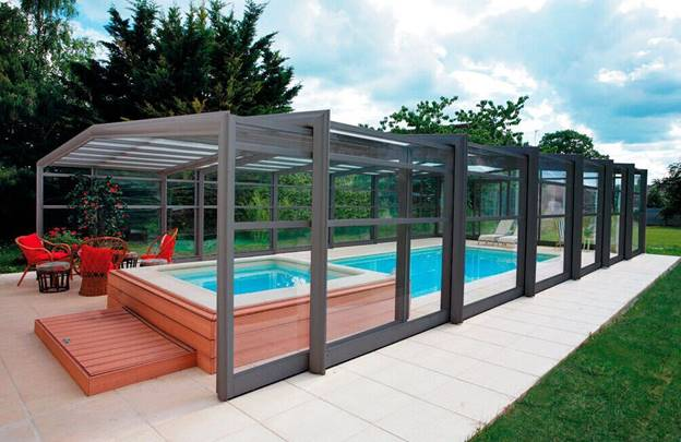 Pool Enclosure For Aesthetic Value