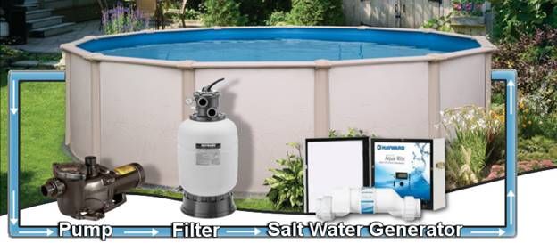 The ultimate pool service a professional swimming pool service company should provide for Convert swimming pool to saltwater