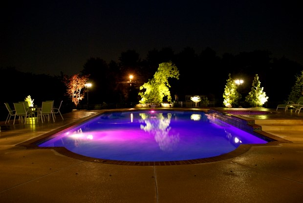 Swimming Pool Lighting Repair And Installation