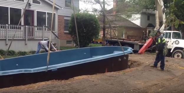 Swimming Pool Installation: The Step by Step Guide to Construct an ...