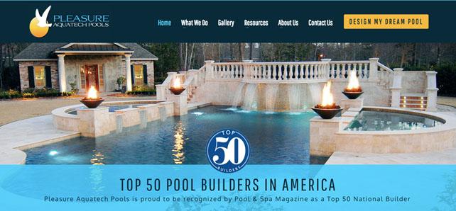 Top 100 Swimming Pool Companies In America Excelite Pool