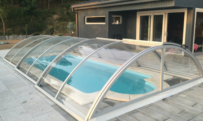 Outdoor Swimming Pool Enclosures, Pool Enclosure Manufacturer